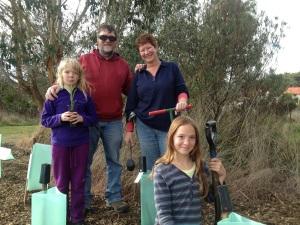 Hunt family