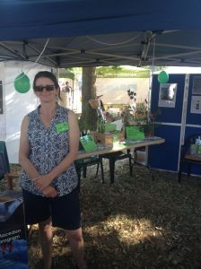Woodend Landcare at the Sustainability Festival