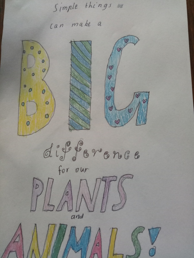 big difference poster anna monoley