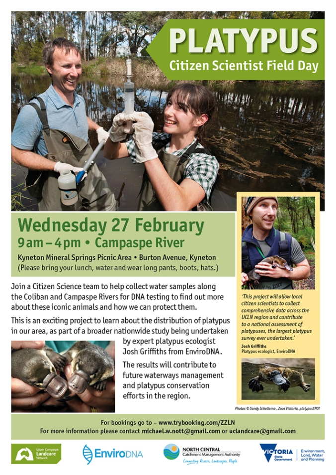 UCLN-A4-Platypus-Citizen-Scientist-Field-Day