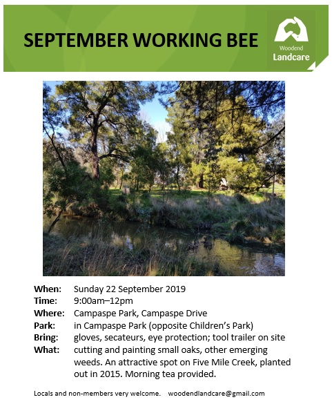 landcare flyer sept 19