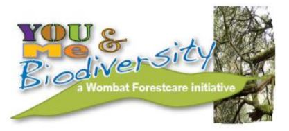 youmebiodiversity_wombatforestcare