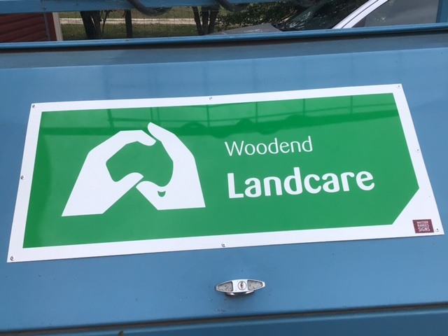 new landcare signs